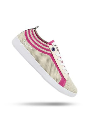 Vespa Shoes Pop Cream Fuchsia
